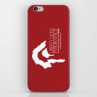 Liberty Lion Insurance L… iPhone & iPod Skin