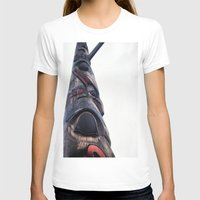 seattle T-shirts featuring Seattle  by Carey Lee Designs