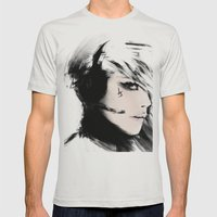 Roger That! Mens Fitted Tee Silver SMALL