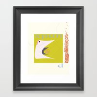 Expanding Requires Contr… Framed Art Print