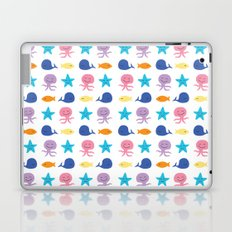 I sea you, Baby (The Essential Patterns of Childhood) Laptop & iPad Skin