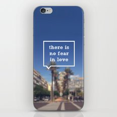No Fear iPhone & iPod Skin