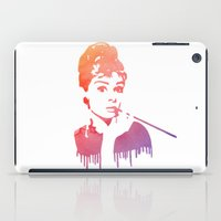 Audrey Hepburn Breakfast… iPad Case