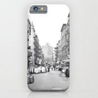 Lower East Side Market iPhone 6 Slim Case