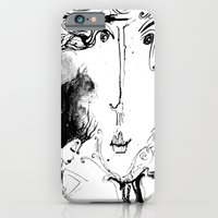 iPhone & iPod Case featuring So So Real by Tiny Pencil Studio: Illustration & Desig