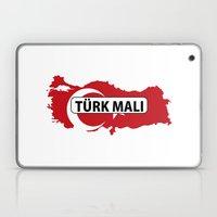 Made In Turkey Country N… Laptop & iPad Skin