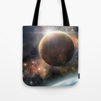 Welcome To The Space Tote Bag
