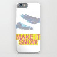 Make It Snow iPhone 6 Slim Case
