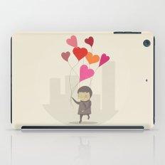 The Love Balloons iPad Case