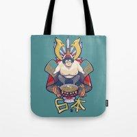 Nihon Tote Bag