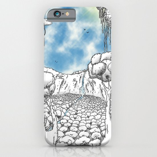 Natural Vision iPhone & iPod Case