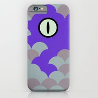 Chesire Scales - Cat Eye - Wonderland iPhone 6 Slim Case