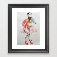 Study #19 Framed Art Print