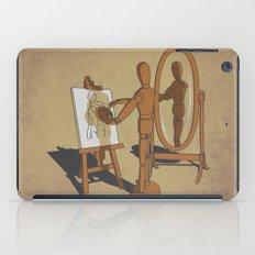 My own model. iPad Case