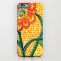 Two Daisies iPhone 6 Slim Case