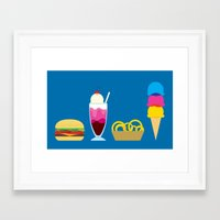 There's Nothing Finer... Framed Art Print