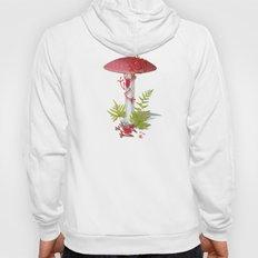 Redfrog And The Magic Mushroom Hoody