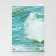 Feel The Sea. Stationery Cards