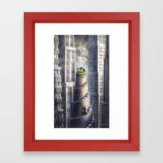 Nature´s Breath Framed Art Print