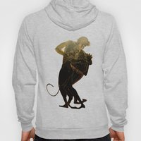 Hercules and The Nemean Lion Hoody