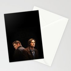The Brothers Winchester Stationery Cards