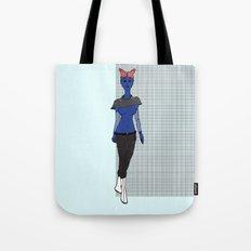 Galactic Street Queen; Martian Babe Tote Bag