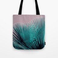 Tote Bag featuring Tropical Dream #society6 by 83oranges.com