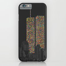 2606 Souls compose The Twin Towers iPhone 6s Slim Case