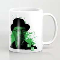 Breaking Bad Green Mug