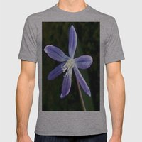 Scilla Blossom Mens Fitted Tee Athletic Grey SMALL