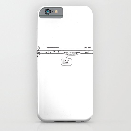 Who's Watching? iPhone & iPod Case