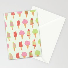 Ice Cream!!!  Stationery Cards