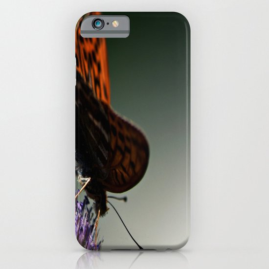 I spread my wings iPhone & iPod Case