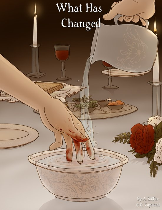 What Has Changed - Cover Canvas Print