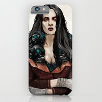 Baba Yaga iPhone 6 Slim Case