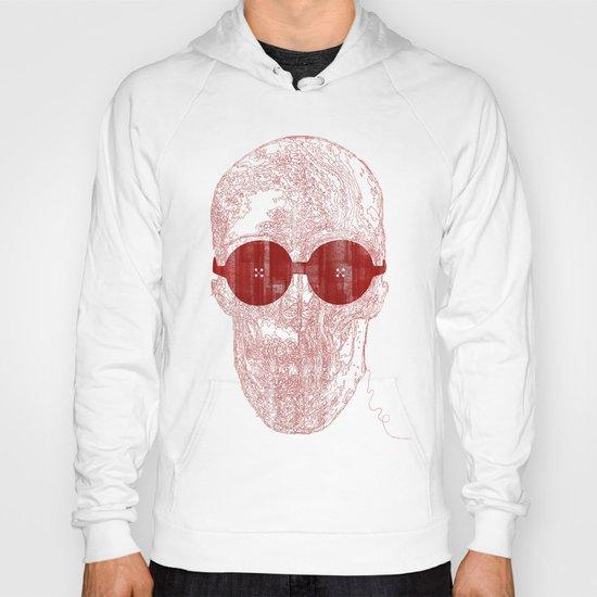 Unravel skull Hoody