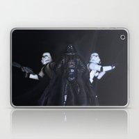I find your lack of faith disturbing... Laptop & iPad Skin