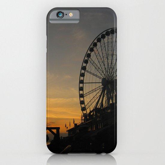 Seattle Docks iPhone & iPod Case
