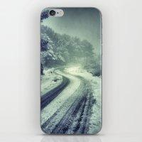 Wandering..... iPhone & iPod Skin