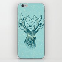 Deer Spirit iPhone & iPod Skin