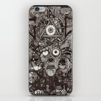 In God We Rust  iPhone & iPod Skin