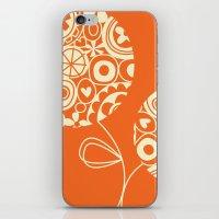 Sunburst bouquet iPhone & iPod Skin