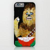 iPhone & iPod Case featuring BEER PONG WOOKIE by Jordan Soliz