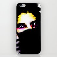 Against the Cold iPhone & iPod Skin