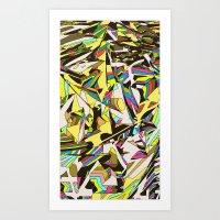 Geo.Butio Art Print