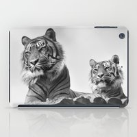 Tigers two iPad Case