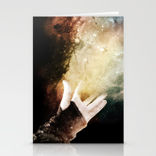 On your dreams, Stationery Card