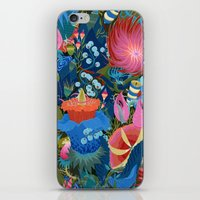The Garden iPhone & iPod Skin