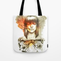 Evil's Smoke Tote Bag
