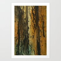 Abstractions Series 006 Art Print